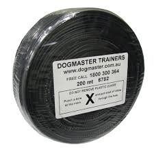 1 5mm Gauge Invisible Dog Fence Wire Kit 200m Dmt002 Dogmaster Trainers