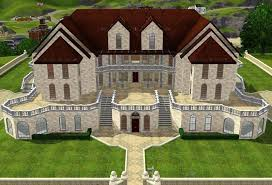 sims house floor plans sims 3 houses