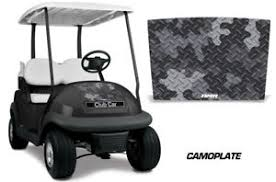 Club Car Precedent I2 Golf Cart Hood Graphic Kit Wrap Decal 08 13 Camo Plate Blk Ebay