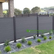 modern garden fencing homeemily co