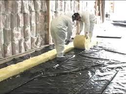 mobile home perimeter insulation