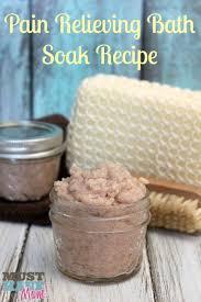 diy back pain relief bath soak tips