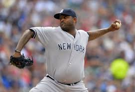 CC Sabathia was fired up after getting Josh Reddick out | Larry ...