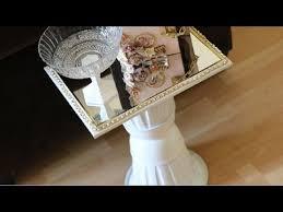 diy dollar tree mirror table you