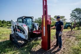 12 Post Pounder Skid Steer Attachment Nelson Agri Center True Value Viroqua Wi Prairie Du Chien Wi