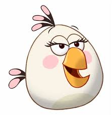 Angry Birds Wiki Coloring Page Orange 2 Png - Clip Art Library