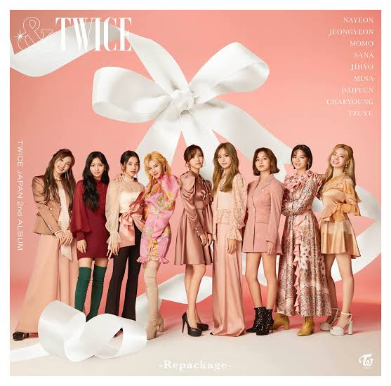 Image result for &twice repackage""