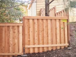 How To Install Fence Posts For Wooden Fence Pacific Fence Wire Co