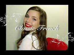 clic french inspired makeup you