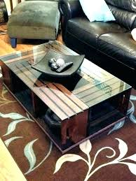 diy wooden crate coffee table easy
