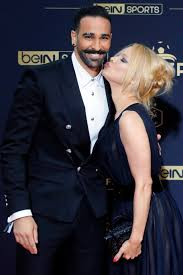 Pamela Anderson's ex Adil Rami blasts model claiming he has evidence that  proves he was not 'violent towards her'