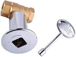 inch gas fire pit key valve kit