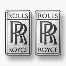 2x Rolls Royce Logo Vinyl Sticker Decal Car Window Laptop Phantom Luxury Ebay