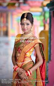 indian bridal makeup package in kl