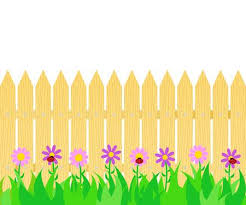 Garden Fence Cliparts Stock Vector And Royalty Free Garden Fence Illustrations