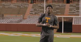 Admiral Schofield cites LeBron James as reason for participating in  incredible Vols football hype video
