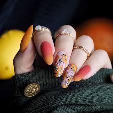 Jesienne Paznokcie Hybrydowe Nails Company Barbrafeszyn Blog
