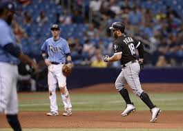 Palka homers in 9th, White Sox sweep Rays 8-7