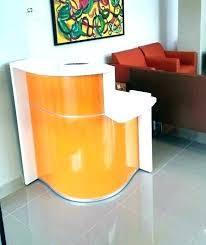 hair salon reception desk furniture