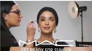 muslim women ridicule mac cosmetics for