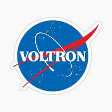 Voltron Stickers Redbubble