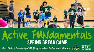 Risultato immagini per MARCH BREAK CAMPS 2020 CANADA