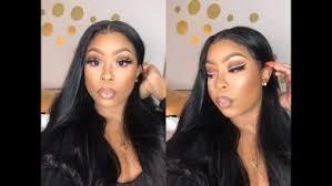 natural makeup looks for dark skin