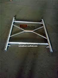concrete slab steel scaffold