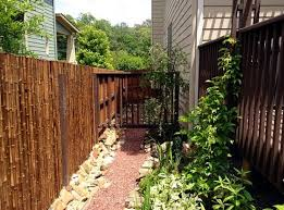 34 Ideas For Privacy In The Garden With A Decorative Bamboo Fence Interior Design Ideas Ofdesign