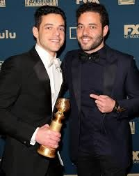 Rami Malek Has an Identical Twin! All About the Bohemian Rhapsody Star's  Brother