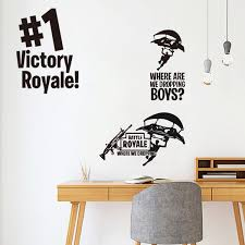 New Gamer Vinyl Wall Sticker For Game Room Decor And Kids Room Decoration Bedroom Decor Door Stickers Removable Mural Poster Wish