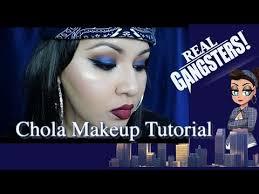 how to do chola makeup tutorial