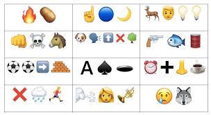 Idiom by Emoji Quiz