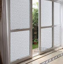 Robot Check Stained Glass Window Film Frosted Glass Window Window Film Privacy