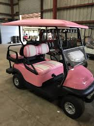 decorate your golf cart