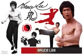 Advanced Graphics Bruce Lee Wall Decal Wayfair
