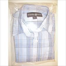clear plastic t shirt apparel bags