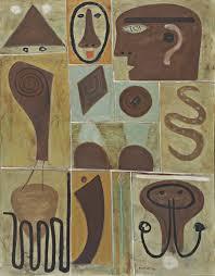 Adolph Gottlieb. Voyager's Return. 1946 | MoMA