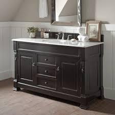 burnished mahogany bathroom
