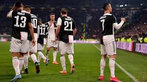 Juventus-Roma 3-1: Ronaldo, Bentancur, Bonucci, bianconeri in ...