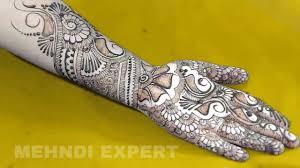 mehndi design for girl full hand