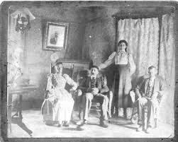 Wayne Couny NY Beadle Family Photograph Genealogy