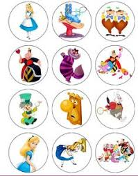 alice in wonderland characters images