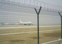Pvc Coated Security Electro Galvanized Welded Steel Wire Mesh Garden Fence For Sale Welded Mesh Fence Manufacturer From China 108606985
