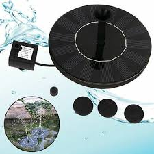 pump kits float water fountain pool