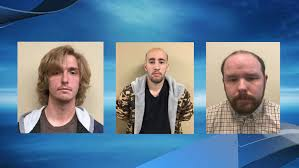 Three men arrested in WilCo for online solicitation of a minor   KEYE