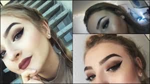 insram inspired makeup tutorial