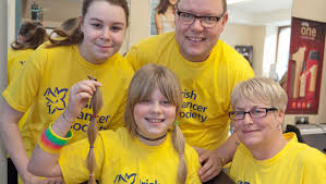 Adriana (9) gets the chop and raises over €1,300 for the Irish ...