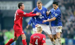 Everton's Duncan Ferguson names three toughest opponents | Daily Mail Online