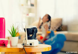 Cctv Ip Camera Security Monitoring Playing Room For Kids Buy This Stock Photo And Explore Similar Images At Adobe Stock Adobe Stock